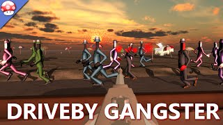 Driveby Gangster PC Gameplay [60FPS]
