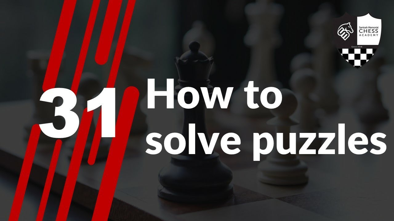 Chess Puzzles कैसे solve करें? How to Solve a Chess Puzzle