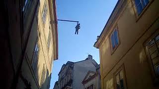 Lenin was hanged in Prague