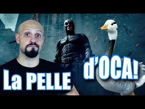 PELLE d'OCA PER BATMAN! ma COME?