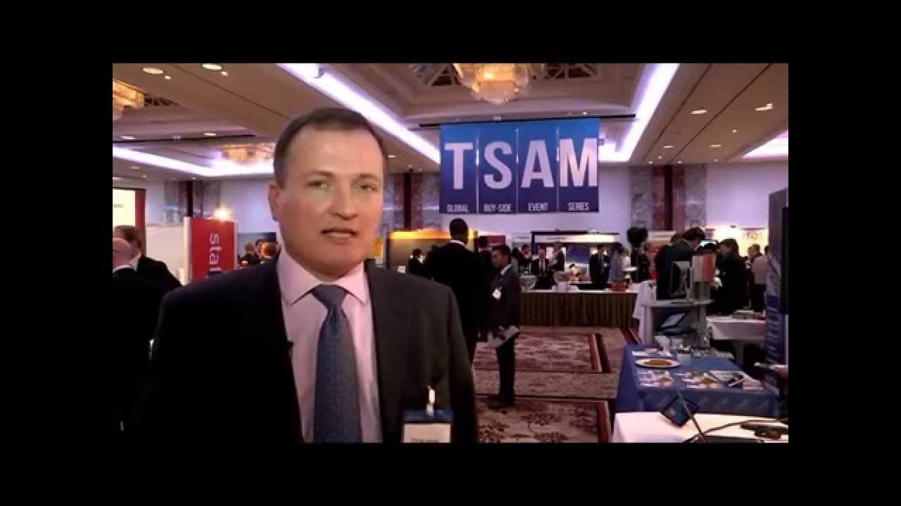 Chris Johnson, HSBC Securities Services TSAM Europe Interview