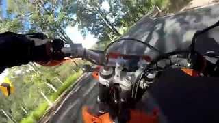 2015 Mt Lindesay Highway North KTM 525 Sportsman