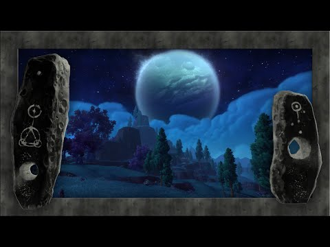 Interactive World of Warcraft: Warlords of Draenor Music: Shadowmoon Valley