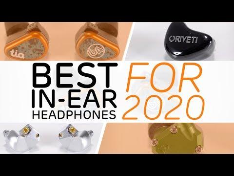Best In-Ear Headphones To Buy In 2020