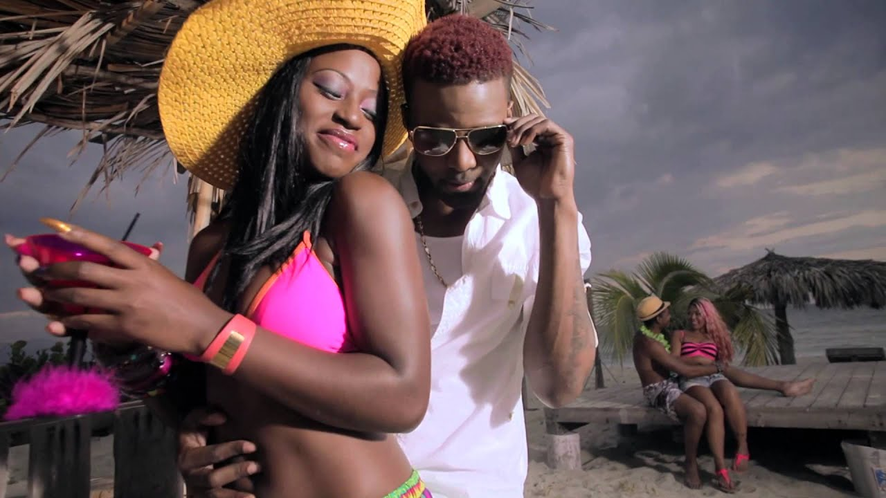 Konshens - Couple Up [Official Video 2013]
