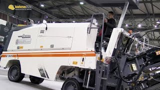 Wirtgen W100H & W130H Cold Milling Machines - Bauma China 2014 - Bauforum24 [English]