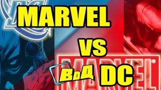 Marvel vs DC: Minha igreja é melhor que a sua
