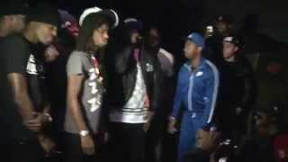 P Money and Big H clash live on stage at Streetlife! BDL Tour LOTM
