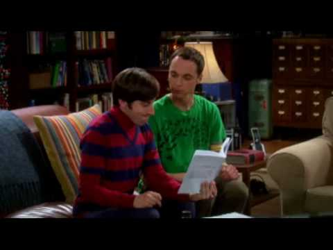 Lo mejor de Sheldon - Hablando mandarín