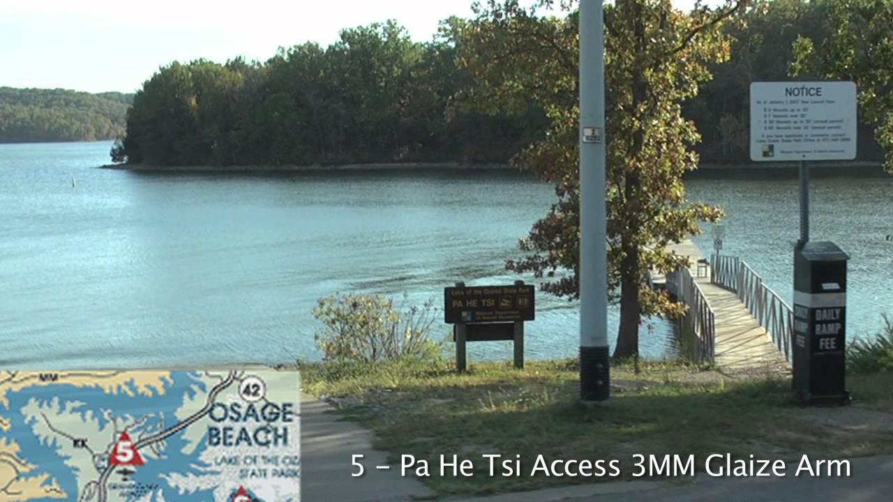 Lake of the Ozark Public Boat Ramps  YouTube