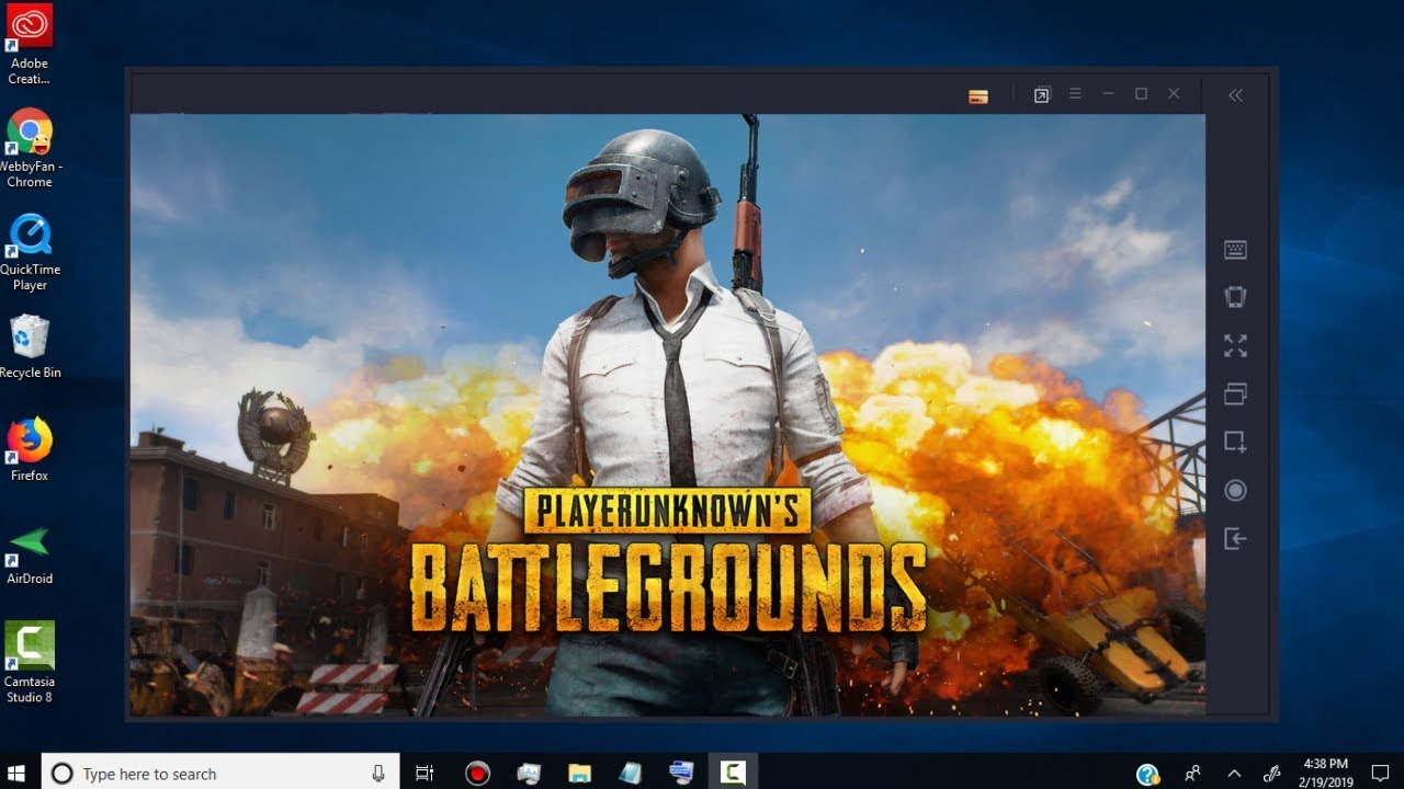 How To Download PUBG on PC windows 10 | Install Play PUBG Mobile on PC for  free 2019