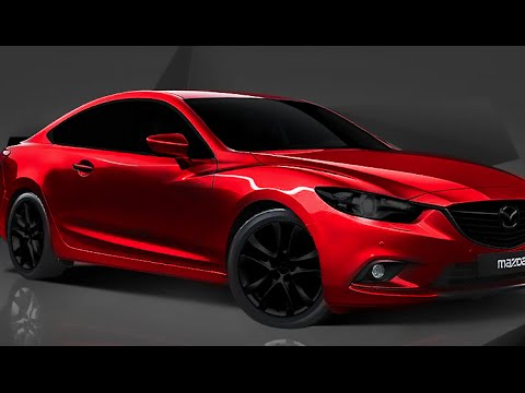 2017 2018 Mazda 6 Coupe 2 Door Exhaust Note