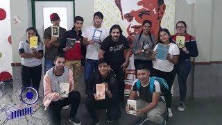 Círculo de lectores en Villa El Libertador