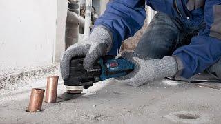 Bosch GOP 30-28 Professional Oscillating Multi-Tool - DEMO