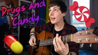 Drugs And Candy - All Time Low - Acoustic Cover