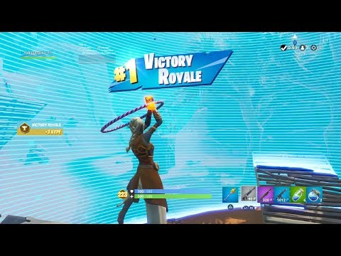 """First ARENA SOLO Win With """"EMBER"""" SKIN (EMBER OUTFIT GAMEPLAY + OP BALLER META) 