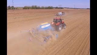[DJI & AEE]: ETS A HORIOT démonstration CASE IH et FARMET dans la Meuse (55)