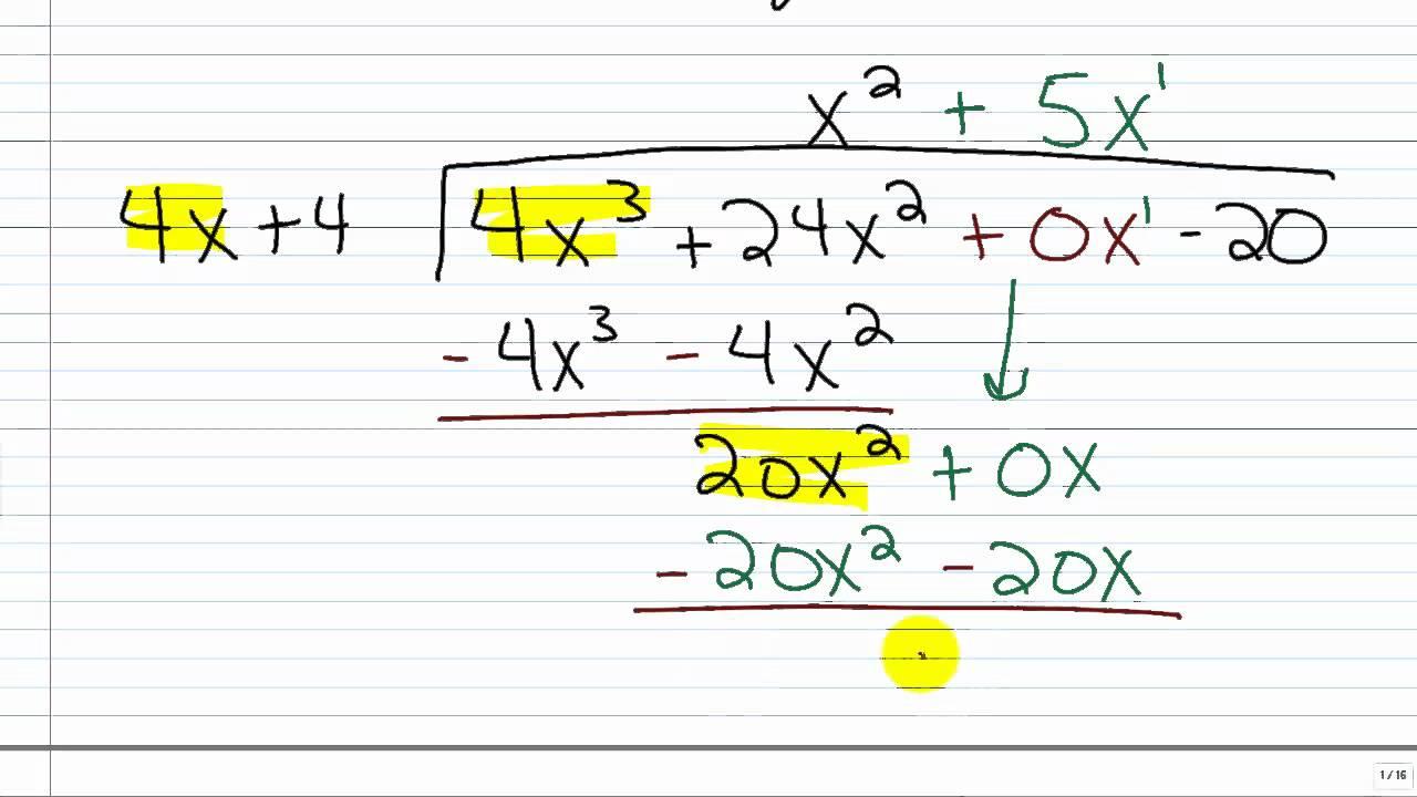 Division homework help
