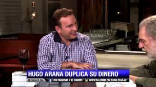LOS FAMOSOS Y EL DINERO con Hugo Arana