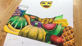 POSTER MAKING NUTRITION MONTH Video