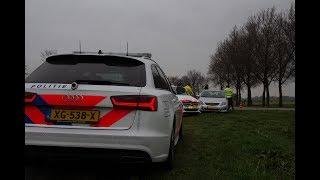 [21.03.2019] Fietsster ernstig gewond na botsing met auto De Tange Raard