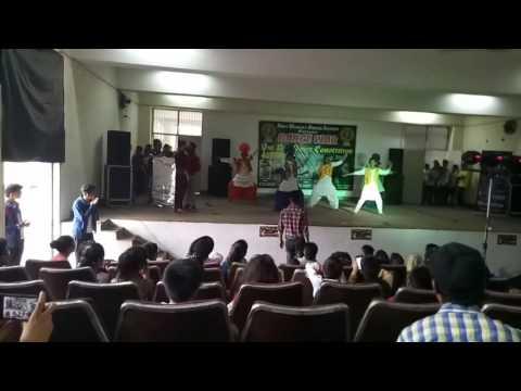 Bhangra hip hop choreographer by jack