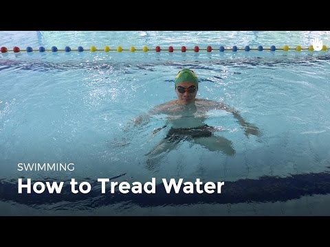 Treading Water | Fear of Water