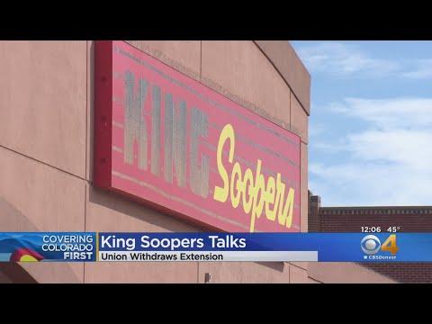Talks Between King Soopers, Food Workers Union Resume - YouTube