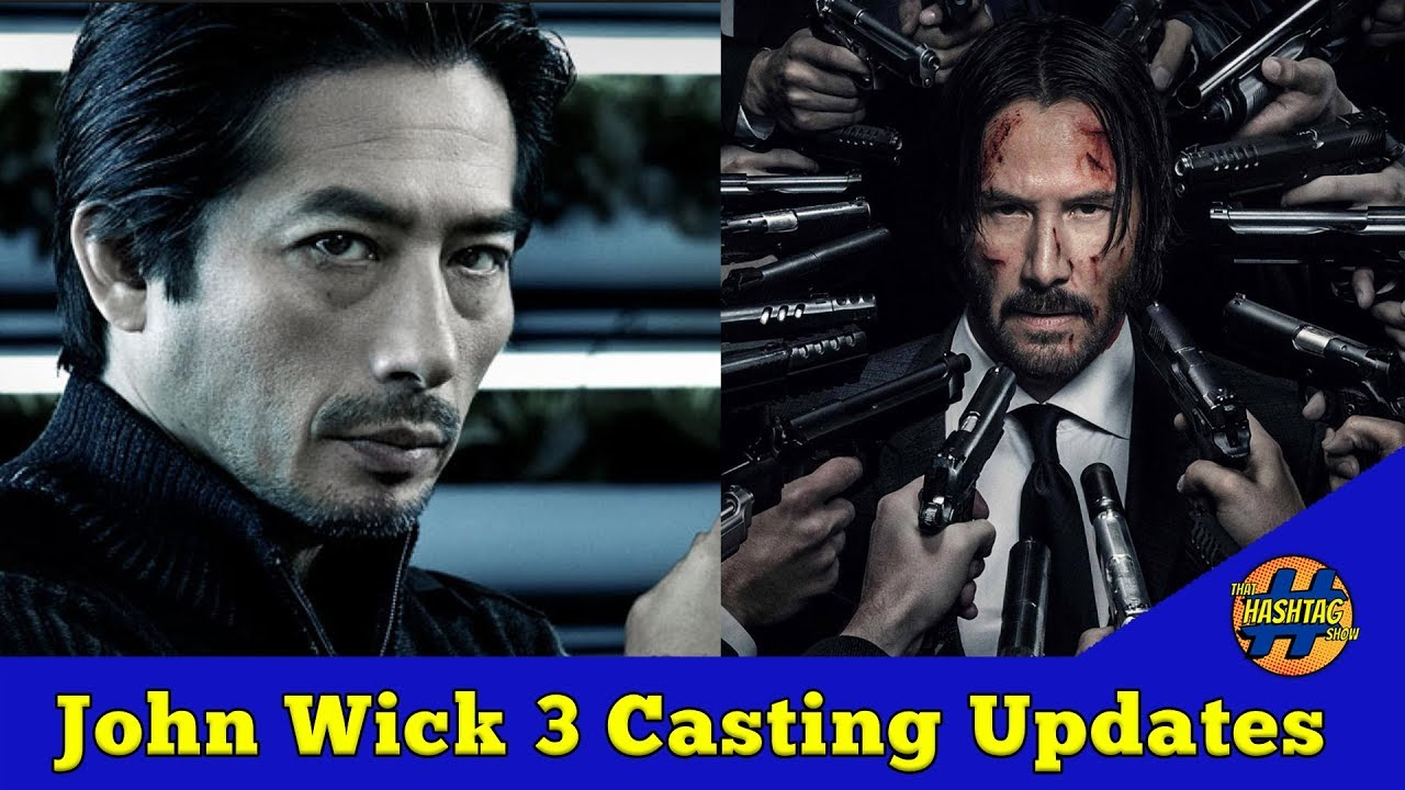 Exclusive John Wick 3 Details Director New Characters Start Date And More