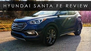 Review | 2017 Hyundai Santa Fe Sport | Blending In