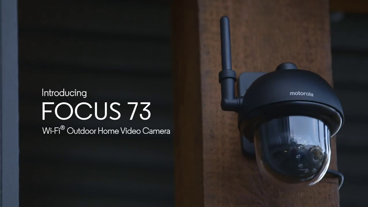 motorola focus 73. motorola focus 73 wi-fi outdoor home video camera ad 2015 7