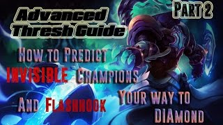 How To Predict INVISIBLE Champions And Flashhook Your Way To Diamond!