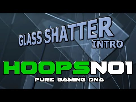 how to make shatter glass