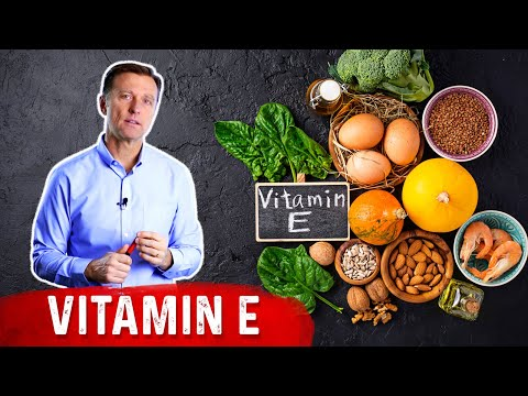 The Highest Vitamin E Food is...