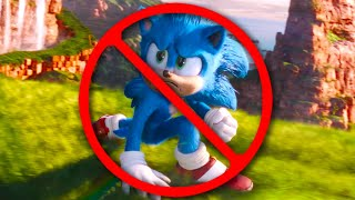 New Sonic The Hedgehog Trailer but without Sonic