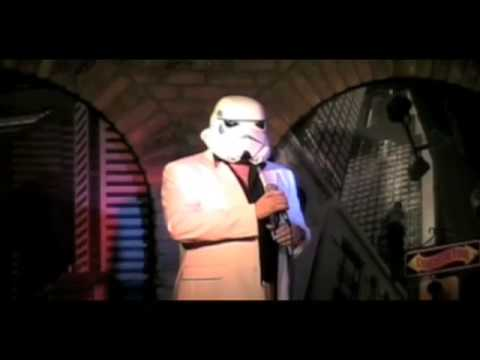 TK421- Stormtrooper Stand Up