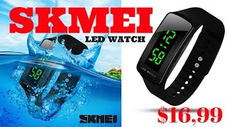 4k skmei hiwatch led watch review 16 99