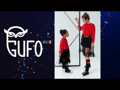 Детская одежда JoJo весна-лето 2018. Магазин Gufo Kids