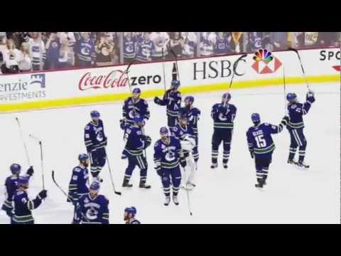 Vancouver Canucks - Complete 2011 Stanley Cup Playoff Run