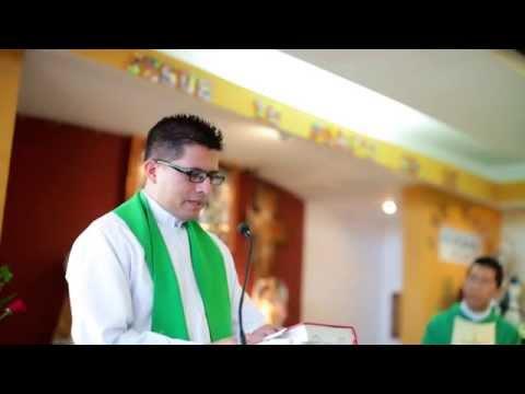 Padre Neftalí Rogel director de Radio María - El Salvador