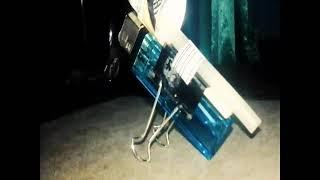 Cara membuat lem tembak sederhana sendiri