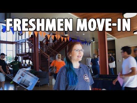 Freshmen Move-In 2018- Paisano Polls