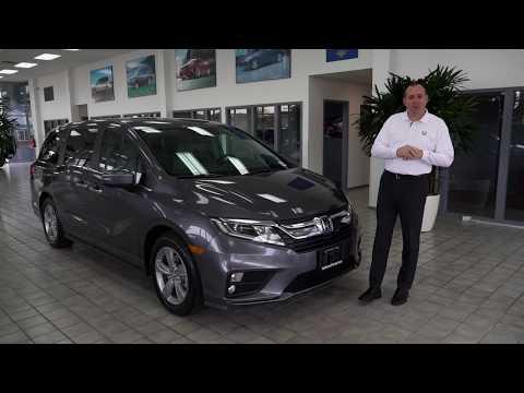 2018 Honda Odyssey EX | Brilliance Honda