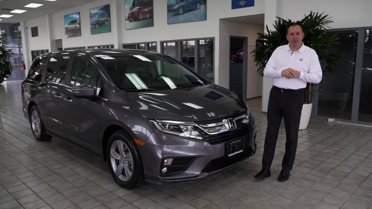 Captivating 2018 Honda Odyssey EX | Brilliance Honda. Brilliance Honda Of Crystal Lake