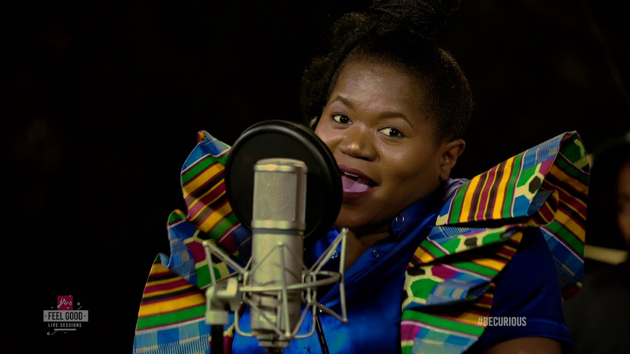 FEEL GOOD LIVE SESSIONS Episode 1: BUSISWA