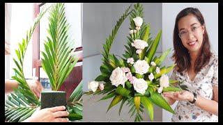 Cắm hoa bàn thờ bình hoa Cẩm Chướng 🌸 Hướng dẫn Cắm Hoa