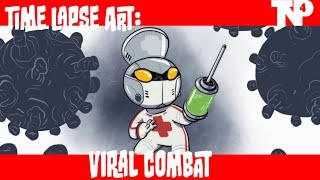 Tokusatsu Sketchery: Viral Combat