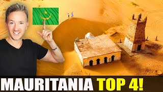 MAURITANIA Travel 2021 - Top 4 Best Places to Visit!