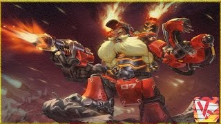 """"""" Toxic """" Overwatch Players in Ranked: I am The Attack Torbjorn Meme"""
