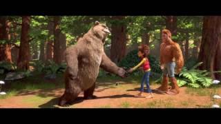 Бигфут Младший ¦ The Son of Bigfoot (2017) Русский трейлер мультфильма